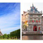 Air France e KLM oferecem 72 horas de ofertas imperdíveis para Paris e Amsterdam a partir de US$ 599