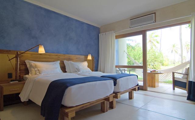 Tivoli Ecoresort na Praia do Forte um resort de luxo com  ~ Upgrade Quarto Hotel