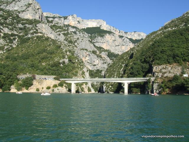 Lac-Sainte-Croix-Gorges-du-Verdon