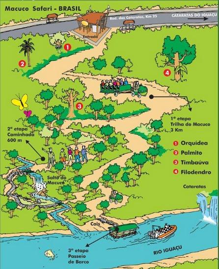 Mapa-macuco-safari
