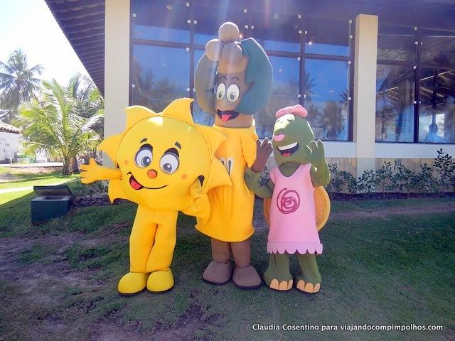mascotes-Costa-do-Sauipe