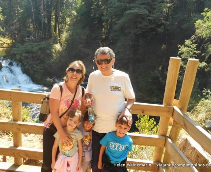 O nosso roteiro…de carro pelos Lagos Andinos: viagem da família Waldemarin Dias – Parte 1 (Chile)