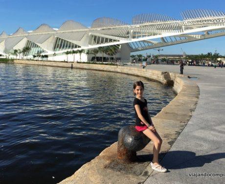 O Museu do Amanhã com crianças: um programão no Rio de Janeiro