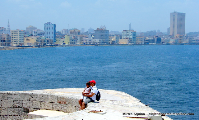 havana-vista-do-castillo-del-morro