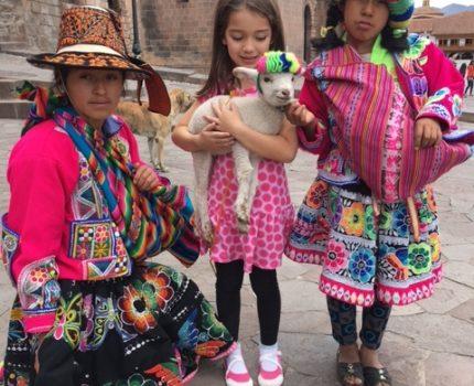 Um roteiro em família pelo Peru