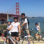 Bike the bridge: o passeio de bike que atravessa a Golden Gate.