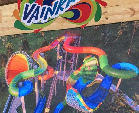 Beach Park lança o Vainkará, uma nova atração radical