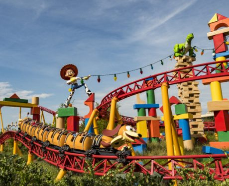 Toy Story Land é inaugurada no Disney's Hollywood Studios em Orlando!