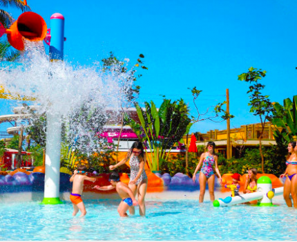 Family Trip: excelentes resorts com até 30% off!