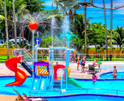 Porto Seguro Praia Resort, um resort all inclusive com bom custo/benefício
